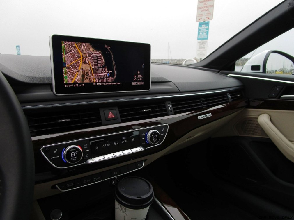 2018 Audi A5 Coupe INTERIORS 4