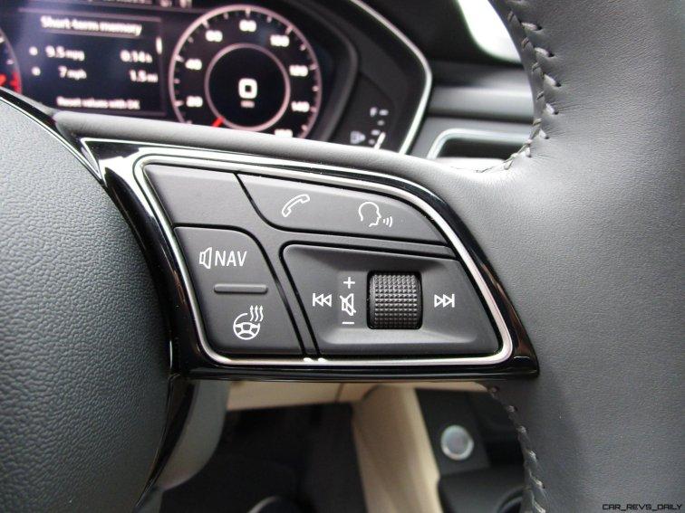 2018 Audi A5 Coupe INTERIORS 7