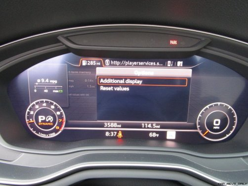 2018 Audi A5 Coupe INTERIORS 8