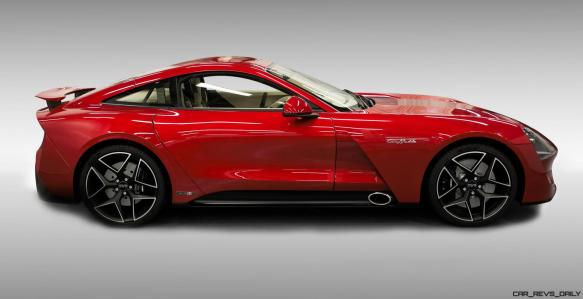 2018 TVR Griffith 16