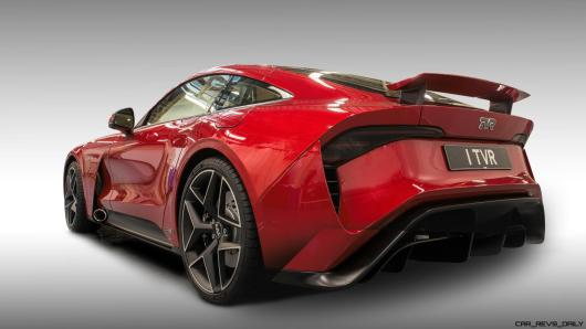 2018 TVR Griffith 3
