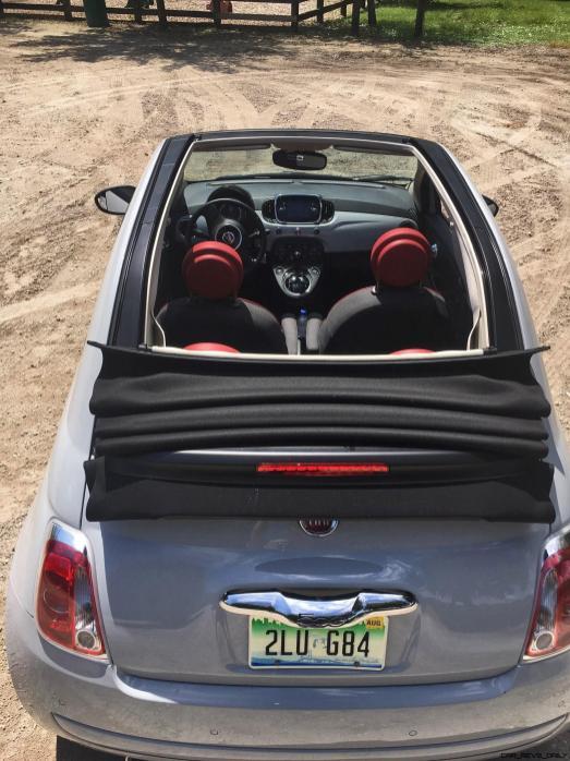 2017 Fiat 500C 26