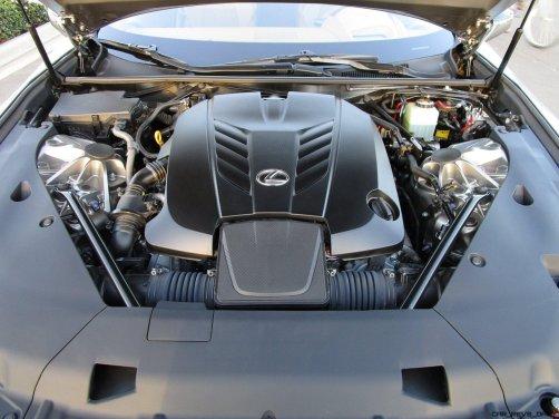 2018 Lexus LC500 - Review 29