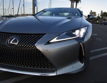 2018 Lexus LC500 - Review 31