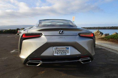 2018 Lexus LC500 - Review 8
