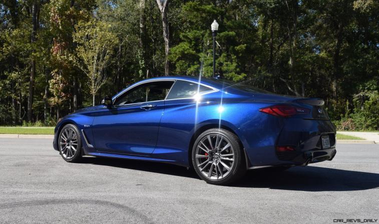 2017 Infiniti Q60 Red Sport 400 Iridium Blue 18