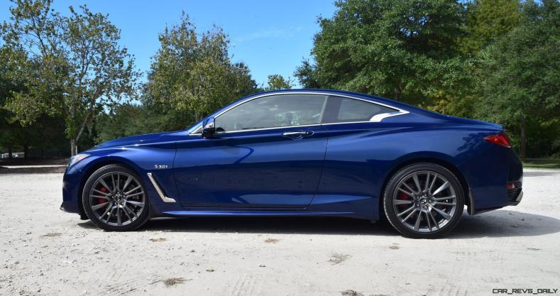 2017 Infiniti Q60 Red Sport 400 Iridium Blue 3