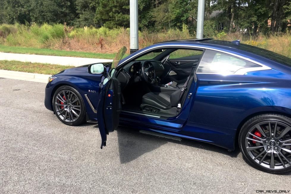 2017 Infiniti Q60 Red Sport 400 Iridium Blue 32