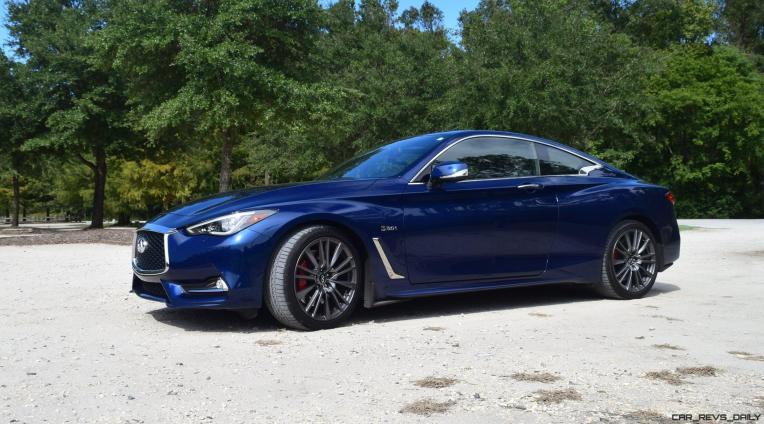 2017 Infiniti Q60 Red Sport 400 Iridium Blue 5