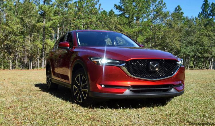 2017 Mazda CX-5 GT Premium AWD 16