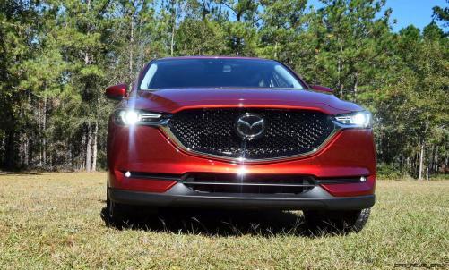 2017 Mazda CX-5 GT Premium AWD 18