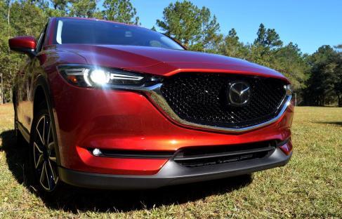 2017 Mazda CX-5 GT Premium AWD 25