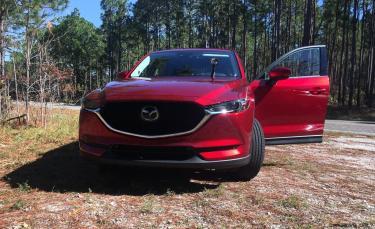 2017 Mazda CX-5 GT Premium AWD 38