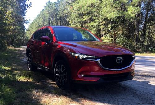 2017 Mazda CX-5 GT Premium AWD 41