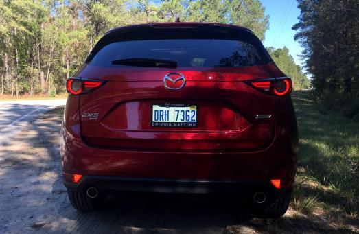 2017 Mazda CX-5 GT Premium AWD 45