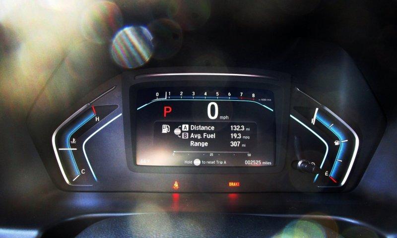 2018 Honda ODYSSEY Elite 25