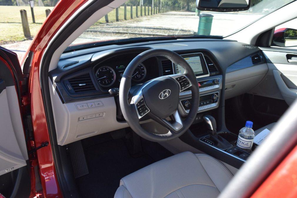 2018 Hyundai Sonata 2.4L Limited 1