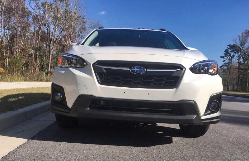 2018 Subaru CrossTrek Review 15