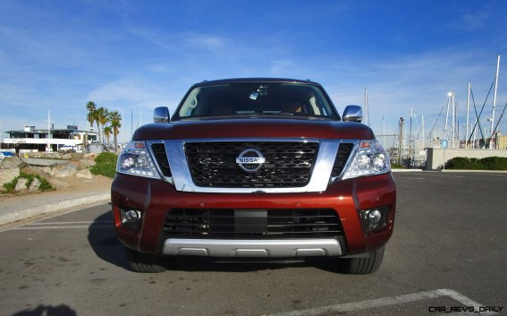 2018 Nissan Armada Platinum 4WD by Ben Lewis 1