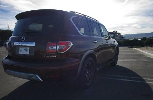 2018 Nissan Armada Platinum 4WD by Ben Lewis 6