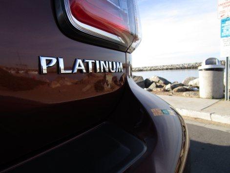 2018 Nissan Armada Platinum 4WD by Ben Lewis 9