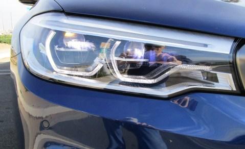 2018 BMW M550i xDrive Sedan Ben Lewis 4
