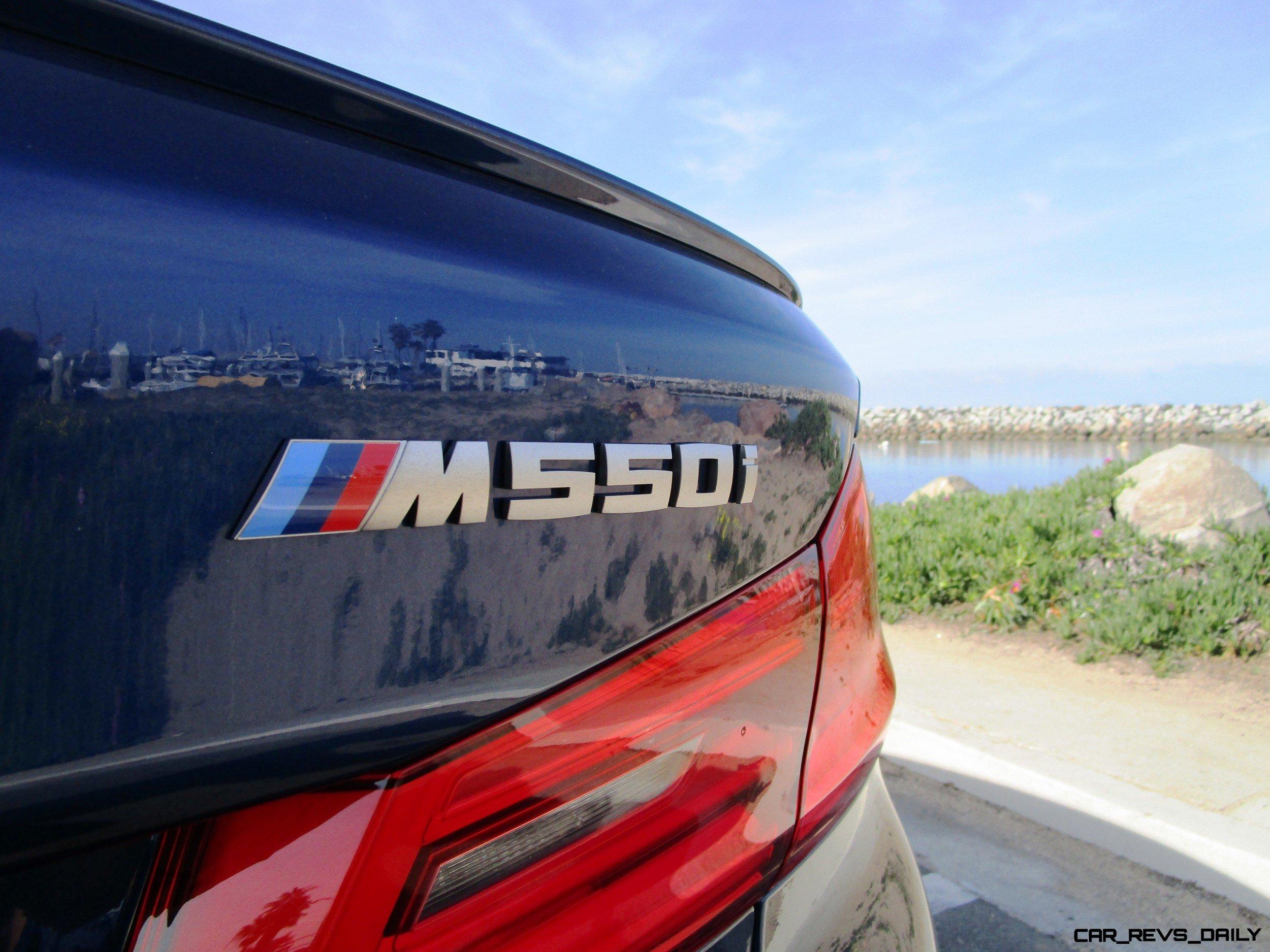 2018 BMW M550i xDrive Sedan Ben Lewis 9