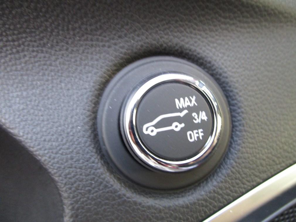 2018 Buick ENCLAVE Interior 20