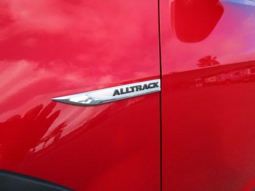 2018 VW Golf Alltrack Exterior 2