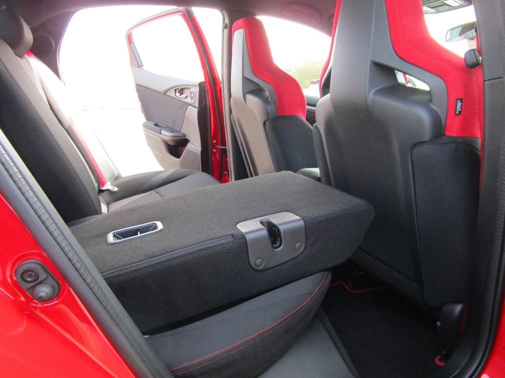 2018 Honda Civic Type R 4