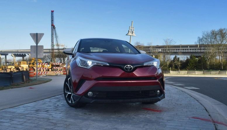 2018 Toyota C-HR XLE Premium R-Code 2