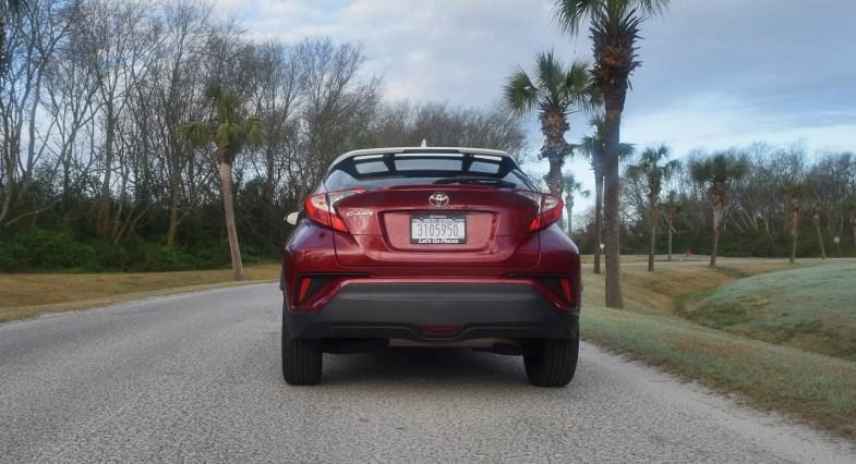2018 Toyota C-HR XLE Premium R-Code 40