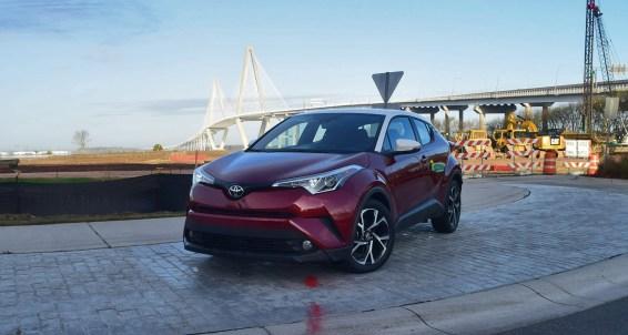 2018 Toyota C-HR XLE Premium R-Code 8