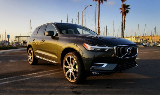 2018 Volvo XC60 T6 AWD Inscription - Road Test Review - By Ben Lewis 13