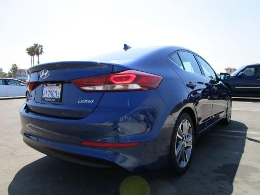 2018 Hyundai Elantra Limited 6