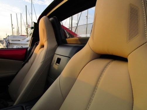 2018 Mazda MX-5 Miata RF - Interior Photos 6