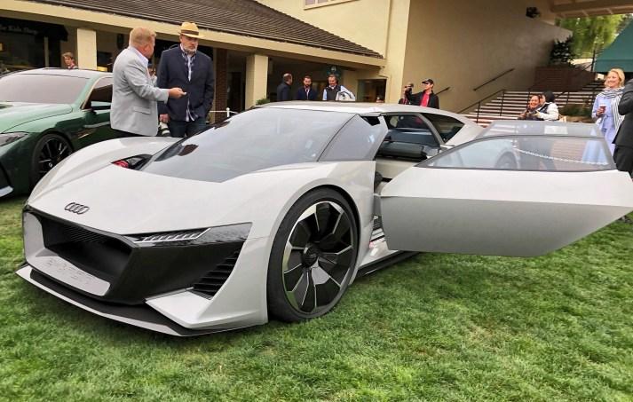 2018 Audi PB18 e-tron 10