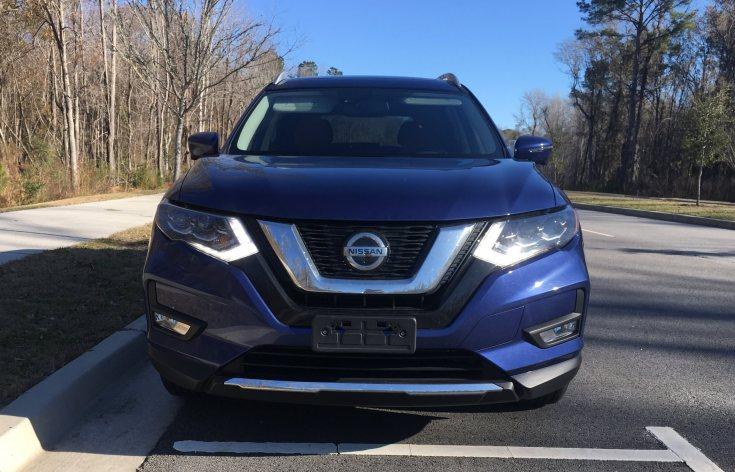 2018 Nissan ROGUE Platinum Reserve 13