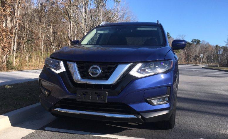 2018 Nissan ROGUE Platinum Reserve 14