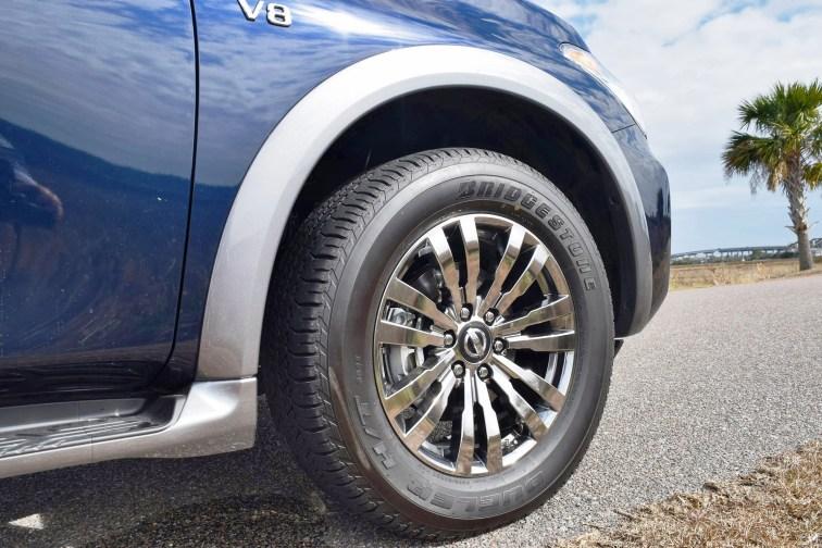 2018 Nissan ARMADA Platinum Reserve 11