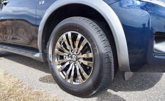 2018 Nissan ARMADA Platinum Reserve 14