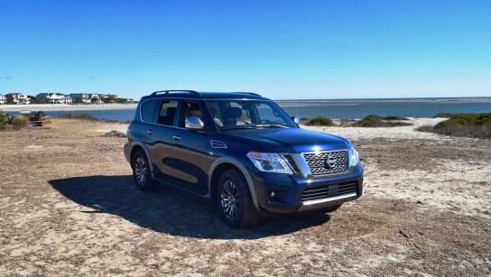 2018 Nissan ARMADA Platinum Reserve 16