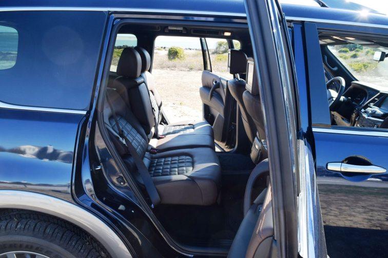 2018 Nissan ARMADA Platinum Reserve 33