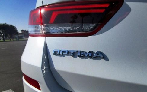 2019 Kia Optima SX Turbo 8
