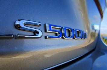 2018 Lexus LS500h Atomic Silver Ben Lewis 17