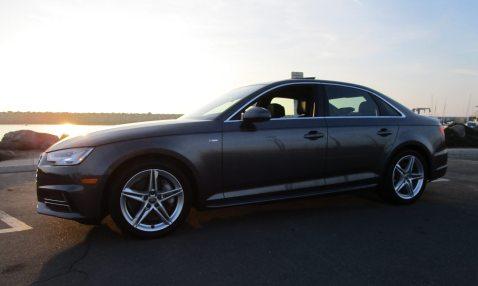 2018 Audi A4 2.0T Quattro Manual 12