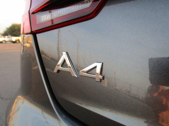 2018 Audi A4 2.0T Quattro Manual 20