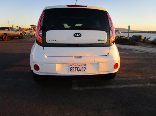 2018 Kia Soul EV 14