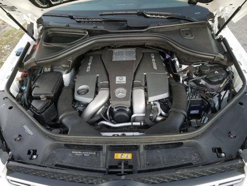 2019 Mercedes-AMG GLS63 Interior - By Matt Barnes10