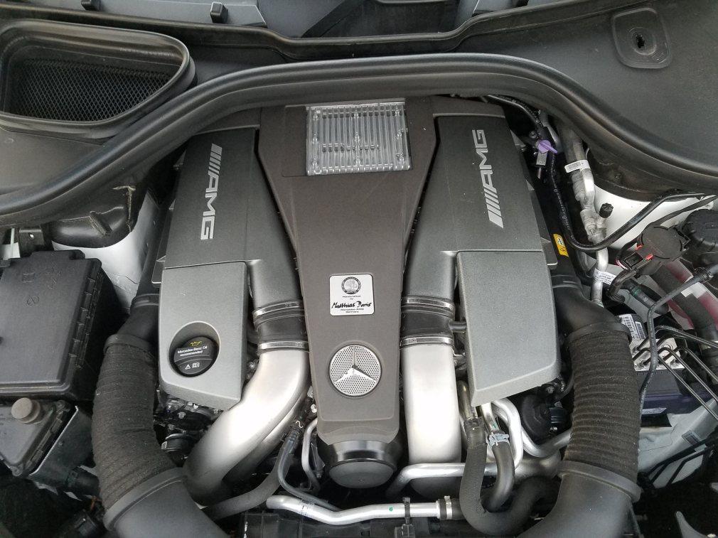 2019 Mercedes-AMG GLS63 Interior - By Matt Barnes7